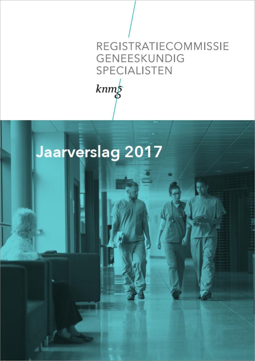 Registratiecommissie Geneeskundig Specialisten Rgs Jaarverslag