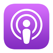 logo Apple Podcasts