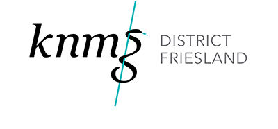 KNMG logo district Friesland